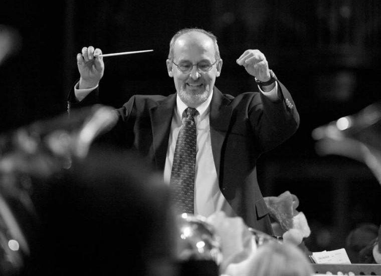 Bill Park, conductor
