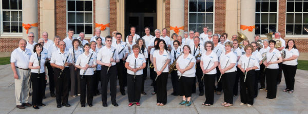 Irondequoit Concert Band 2014